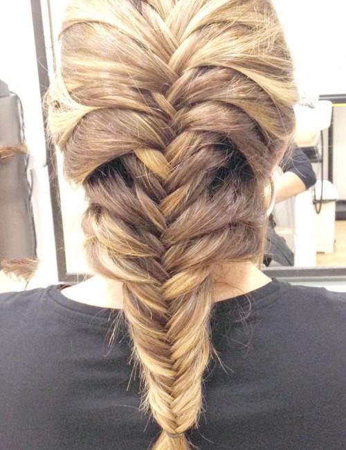 Peinado Nº1